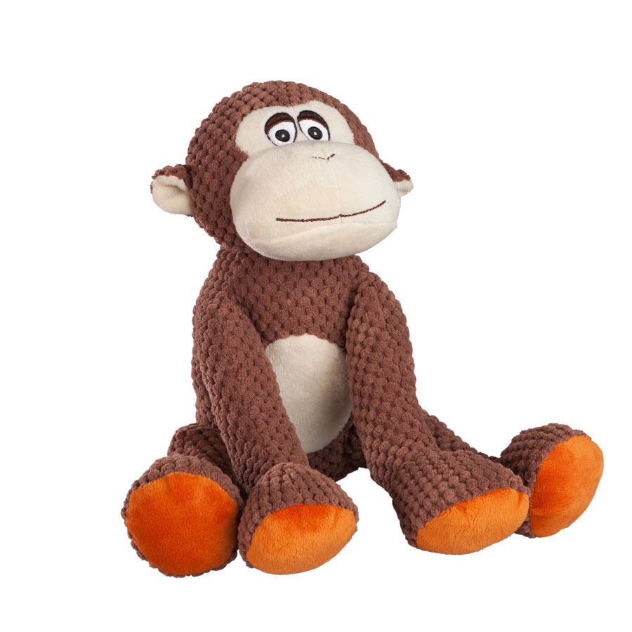 Monkey Floppy Toy