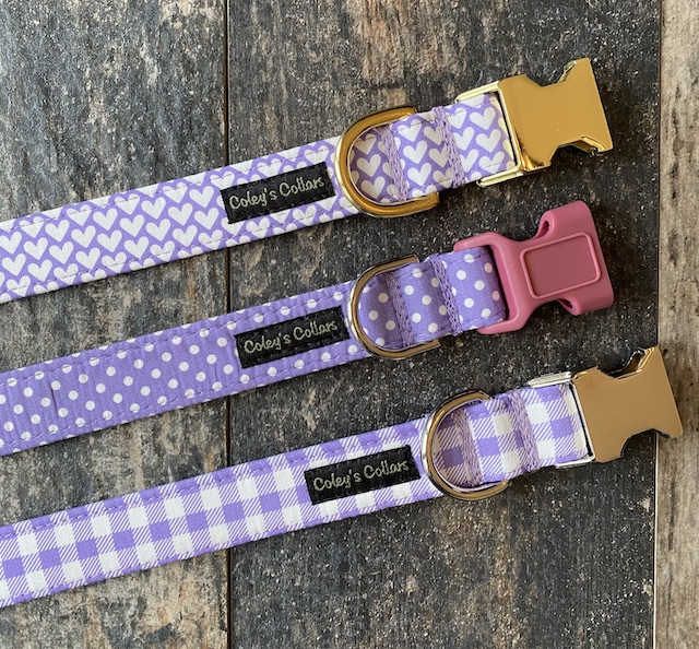The Mix and Match Collection in Purple