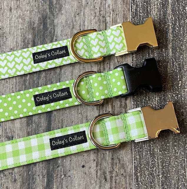 The Mix and Match Collection in Lime Green