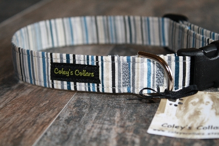 The Preppy Puppy Stripe
