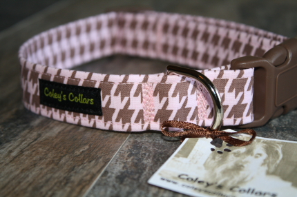 The Houndstooth in Pink