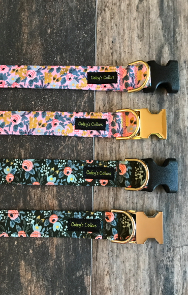 """Rifle Paper Co """"Rosa in Pink and Forest"""""""